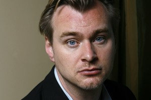 Christopher Nolan poses for a portrait in Beverly Hills